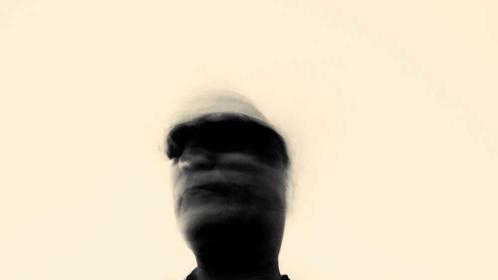 An abstract self-portrait.