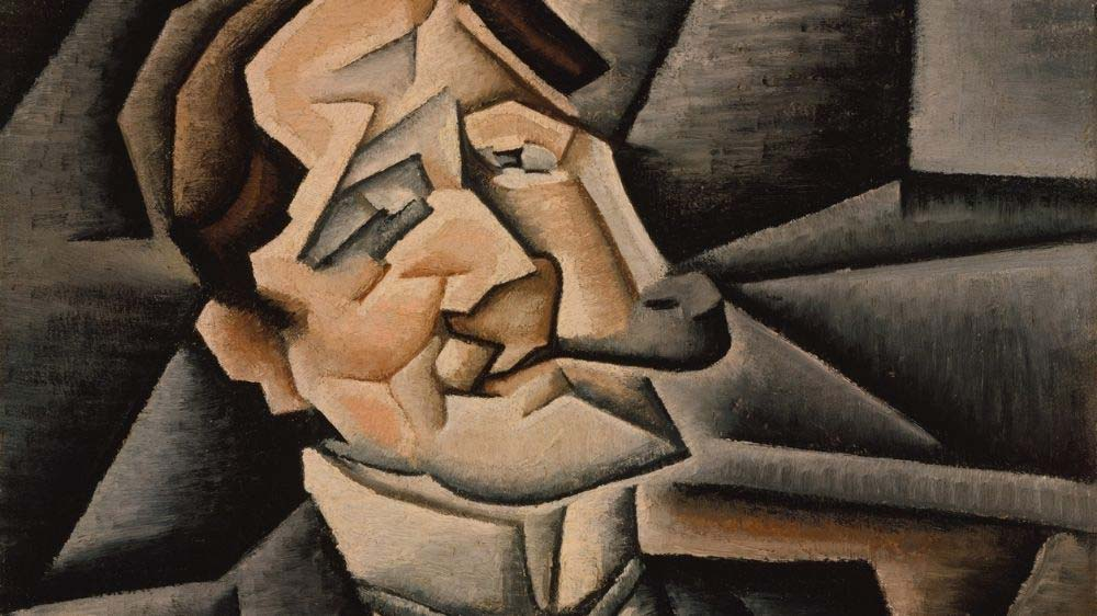 An example of cubism.