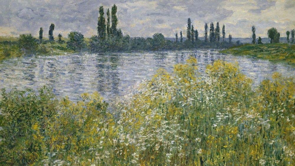 An example of impressionist art.